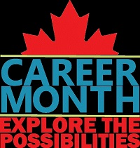Career Month graphic